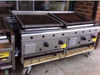 CHARCOAL GRILL CATERING TAKEAWAY COMMERCIAL BBQ KITCHEN FASTFOOD GAS LINCAT RESTAURANT CAFE