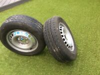 Vw t5 wheels and tyres 2 of