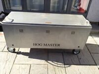 Hogmaster hog roast machine