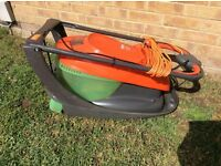 NEW SHAPE FLYMO EASI GLIDE 330VX HOVER LAWN MOWER / LAWNMOWER