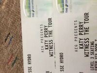 Two seated tickets, tier 3, £25 each (selling both for £50 total)