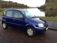 VERY LOW MILEAGE AUTOMATIC - ONLY 26000 MILES - FIAT PANDA - VERY LOW RUNNING COSTS - JUST SERVICED!