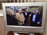 JVC LT-20DA6SK television