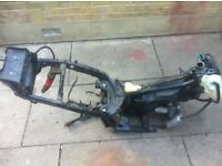 Gilera runner sp 125 frame for sold