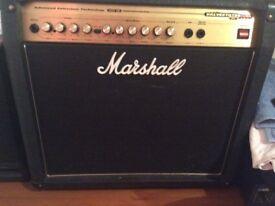 Marshall 100 combo Amp