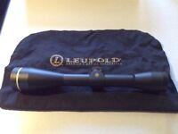 Leupold FXiii / FX3 6 x 42mm Rifle Scope - Brand New in Box
