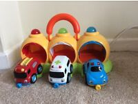 ELC lights and sounds emergency centre