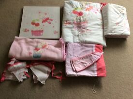 Baby Girl Room Set