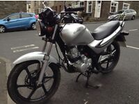SYM 125cc learner legal,full mot and v5