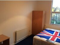 Spacious 2 bed flat in a period conversion