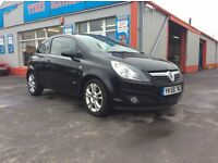 Vauxhall Corsa 1.2 Diesel, 6 Speed, 3 door with 108,000 miles. 66 MPG, with cheap tax, & Insurance
