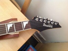 Ibanez grg170dx as new