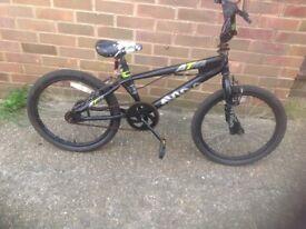 Child's Avigo BMX Cycle with giro