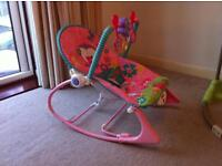 Fisher price bouncer - excellent condition