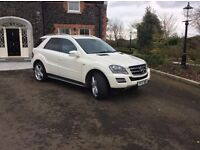 2011 Mercedes Benz ML350 Grand Edition blue efficiency..... extremely clean car with low mileage.
