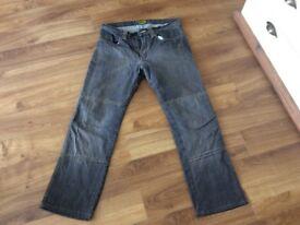 "Men's Draggin Kevlar Jeans size 34"""