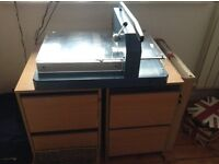 Dahle 846 Heavy duty Paper guillotine