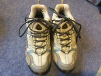 Ladies Ecco chunky Receptor trainers. Very good condition