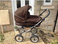 Emmaljunga pram and buggy for sale
