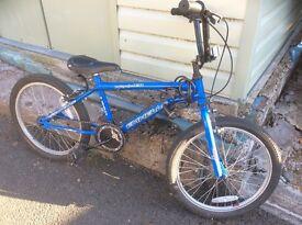 Hammer emmelle 260 bicycle