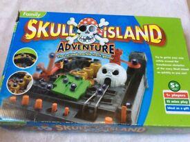 Skull island adventure pinball game