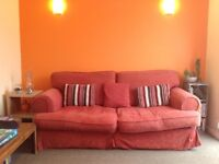 2x sofas. 2 and 3 seater