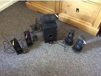 Logitech X-540 5.1 Surround Sound Speakers