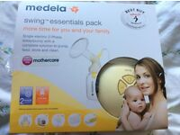 Madela Breast pump - almost new