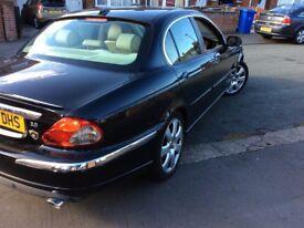 Jaguar x type 3.0 v6 se awd 4 door