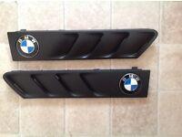 BMW Z3 Bonnet Side Air Vents