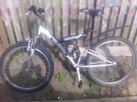 Used mens or ladies bike in exelent working order