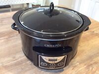 Slow cooker - Crocpot, immaculate condition