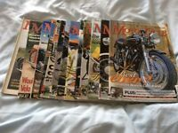 Classic Motorcycle Mags