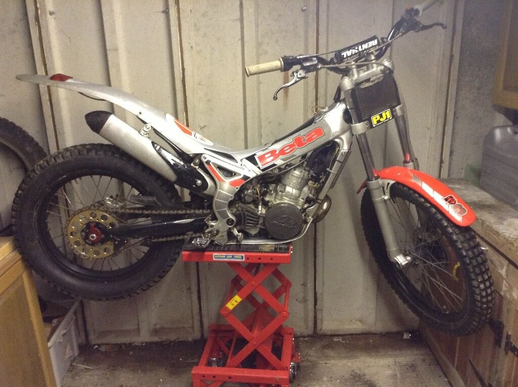 2002 Beta Rev 3 270 Trials Bike P X Poss On Motocross Enduro