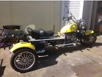 Reliant based trike 850cc good condition