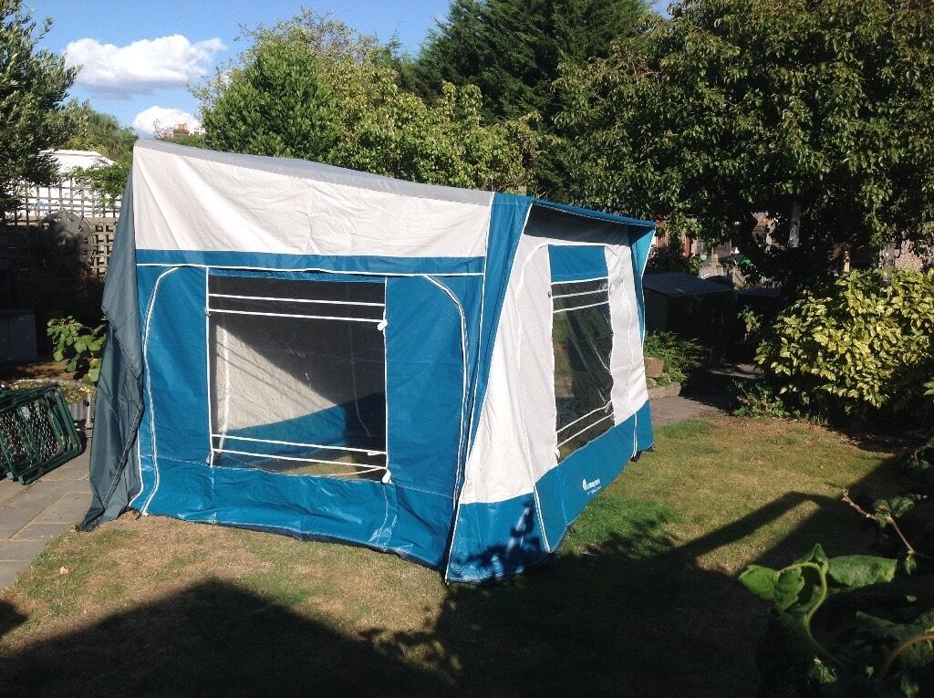 Harrison Super High Top Deluxe Drive Away Awning In