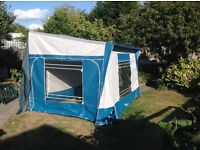 Harrison Super High Top Deluxe Drive away Awning