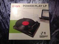 Ion LP to MP3 Turntable
