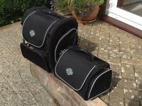 Harley Davidson Luggage Set