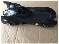 1989 Batmobile toy car