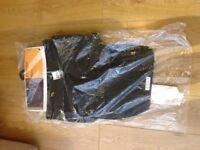 Renault Captur genuine black car mat set
