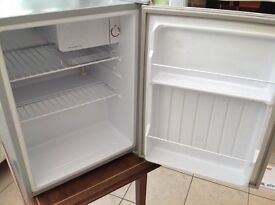 Small fridge suitable for worktop or camping