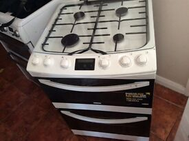 Cookers Zanussi gas cooker new 60 cm