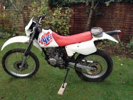 Honda XLR 200