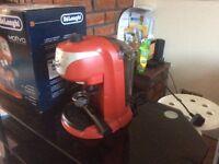 DeLonghi Motivo Coffe Machines