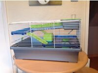 Multi level hamster cage , possible free delivery