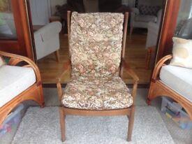 Parker Knoll Armchair.