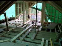 Carpenter looking to join loft conversion company.