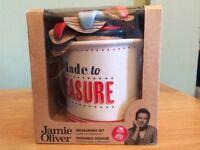 Jamie Oliver Measuring Set, unused & in original box
