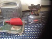 Colman petrol stove